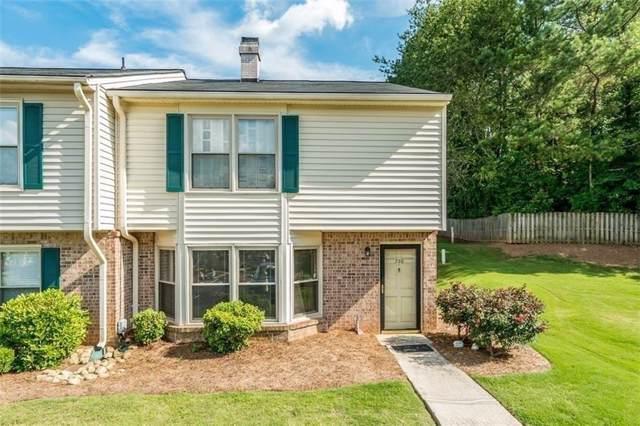 726 Longleaf Drive, Lawrenceville, GA 30046 (MLS #6663830) :: Rich Spaulding
