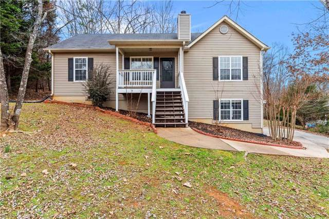 203 Sundown Drive, Dawsonville, GA 30534 (MLS #6663867) :: Good Living Real Estate