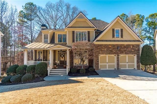 67 Evergreen Way, Dallas, GA 30157 (MLS #6663896) :: North Atlanta Home Team