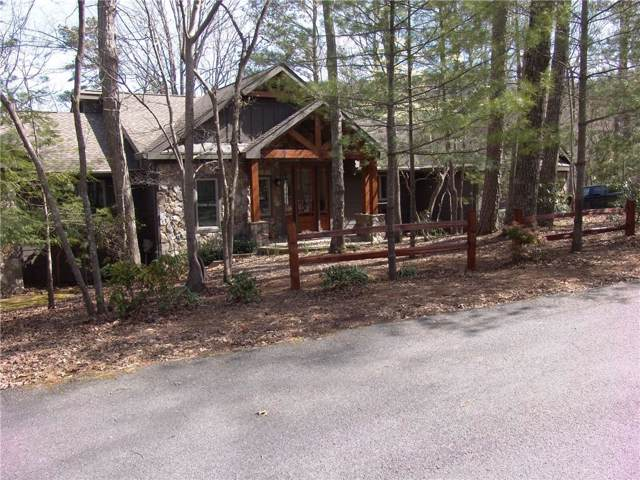 270 Indigo Bunting Trail, Big Canoe, GA 30143 (MLS #6663905) :: RE/MAX Paramount Properties