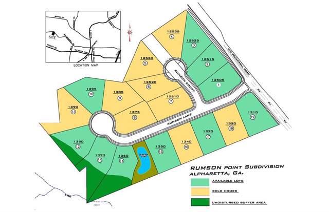 12515 Rumson Court, Alpharetta, GA 30004 (MLS #6663911) :: North Atlanta Home Team