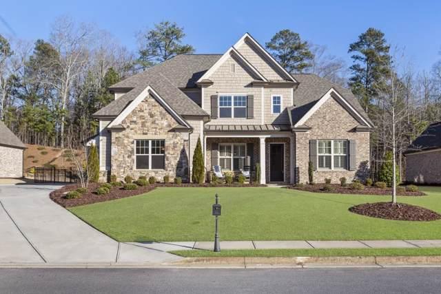 750 Creekside Bend, Alpharetta, GA 30004 (MLS #6663924) :: Charlie Ballard Real Estate