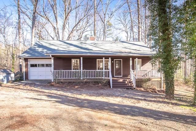 258 Rainey Drive, Dawsonville, GA 30534 (MLS #6663929) :: The North Georgia Group
