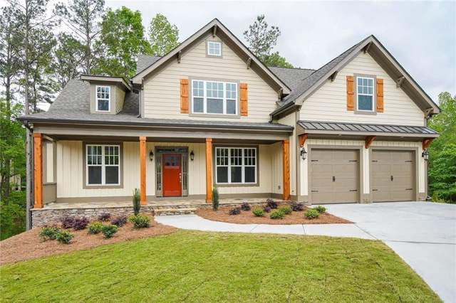 2886 Glenburnie Court, Acworth, GA 30101 (MLS #6663933) :: The Realty Queen Team