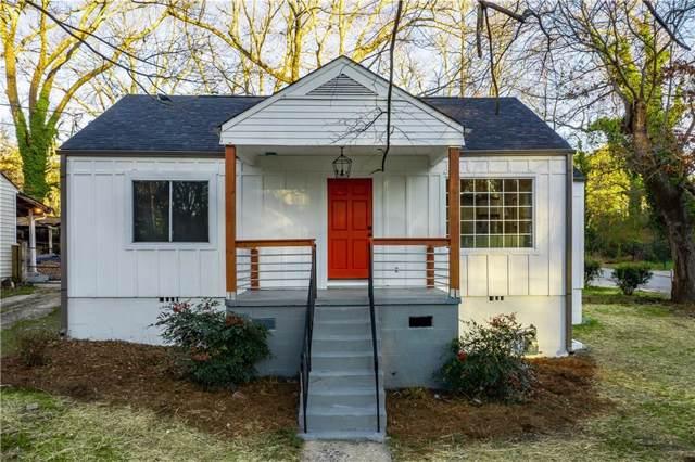 671 Center Hill Avenue, Atlanta, GA 30318 (MLS #6663934) :: North Atlanta Home Team