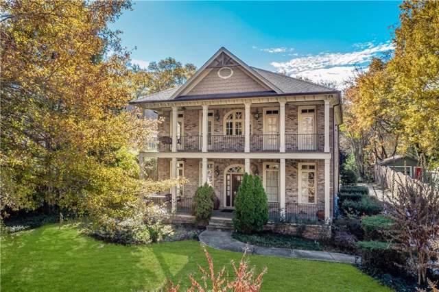 1363 Sylvan Circle NE, Brookhaven, GA 30319 (MLS #6664040) :: Kennesaw Life Real Estate