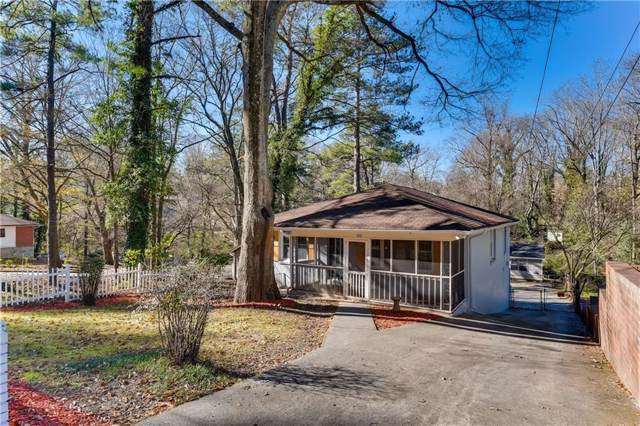 140 Holly Road NW, Atlanta, GA 30314 (MLS #6664041) :: RE/MAX Paramount Properties