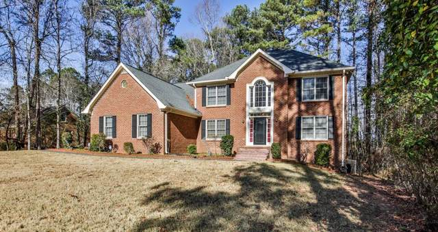 105 Forest Hall Place, Fayetteville, GA 30214 (MLS #6664051) :: The North Georgia Group