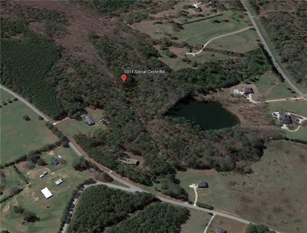 1011 Social Circle Road, Social Circle, GA 30025 (MLS #6664163) :: North Atlanta Home Team