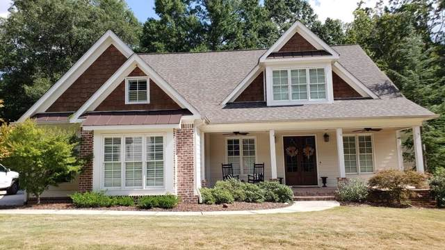 1023 Hartwell Crossing, Gainesville, GA 30501 (MLS #6664165) :: North Atlanta Home Team