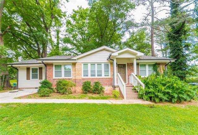2228 Pinewood, Decatur, GA 30032 (MLS #6664234) :: MyKB Partners, A Real Estate Knowledge Base