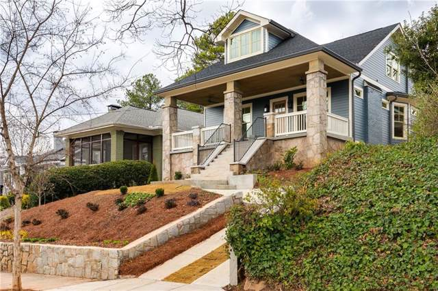 906 Drewry Street NE, Atlanta, GA 30306 (MLS #6664246) :: The Zac Team @ RE/MAX Metro Atlanta