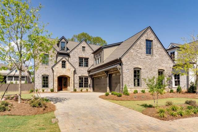 4600 Oakside Point, Marietta, GA 30067 (MLS #6664273) :: North Atlanta Home Team
