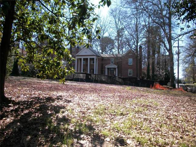 1723 S Ponce De Leon Avenue NE, Atlanta, GA 30307 (MLS #6664309) :: North Atlanta Home Team