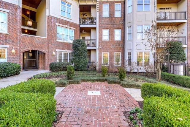 825 Highland Lane NE #1116, Atlanta, GA 30306 (MLS #6664366) :: The Zac Team @ RE/MAX Metro Atlanta