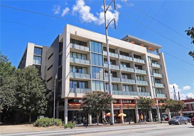 480 John Wesley Dobbs Avenue NE #404, Atlanta, GA 30312 (MLS #6664370) :: The Zac Team @ RE/MAX Metro Atlanta