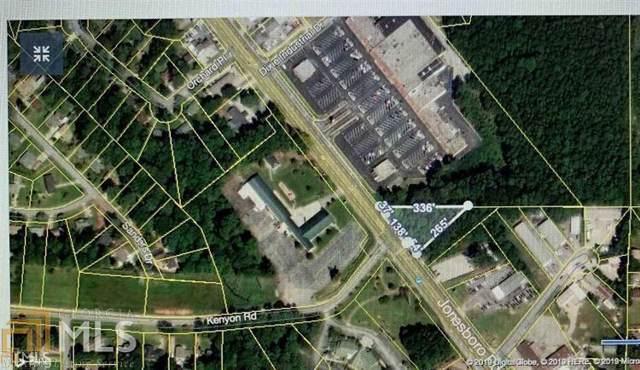 5418 Jonesboro Road, Morrow, GA 30260 (MLS #6664397) :: RE/MAX Paramount Properties