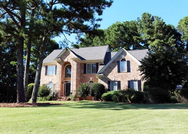 2619 Dunhaven Glen, Snellville, GA 30078 (MLS #6664422) :: Thomas Ramon Realty