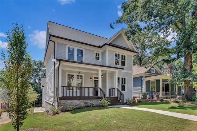 307 Augusta Avenue SE, Atlanta, GA 30315 (MLS #6664432) :: The Justin Landis Group