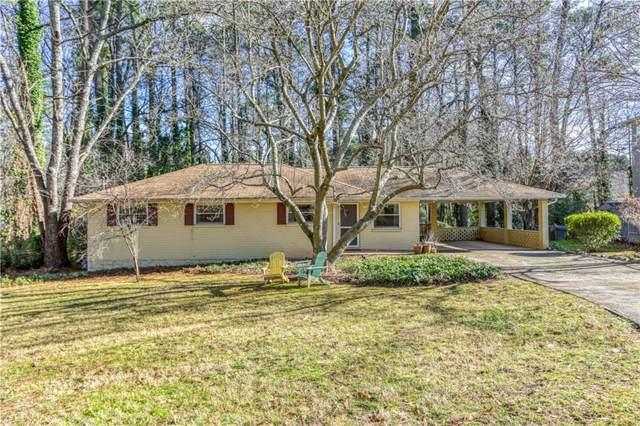 1539 Springbrook Drive, Decatur, GA 30033 (MLS #6664438) :: North Atlanta Home Team