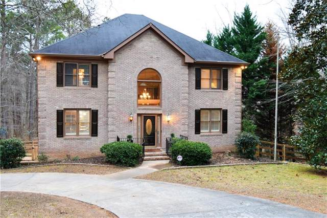 1371 Grist Mill Drive, Acworth, GA 30101 (MLS #6664449) :: North Atlanta Home Team