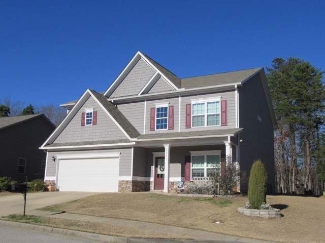 3751 SW Ridge Bluff Overlook, Gainesville, GA 30507 (MLS #6664488) :: North Atlanta Home Team