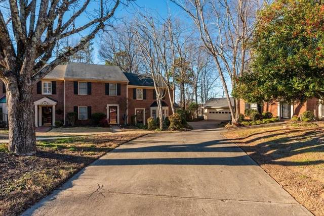 1289 Whitlock Ridge Drive SW, Marietta, GA 30064 (MLS #6664499) :: North Atlanta Home Team