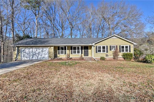 416 Sancho Drive, Lawrenceville, GA 30044 (MLS #6664501) :: North Atlanta Home Team