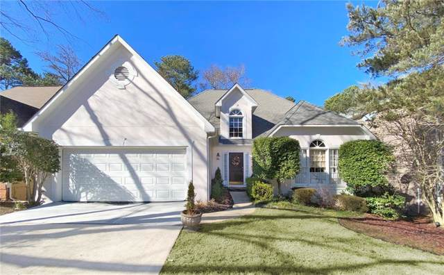 235 Glen Holly Drive, Roswell, GA 30076 (MLS #6664510) :: North Atlanta Home Team