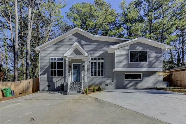 1355 Bramble Road NE, Atlanta, GA 30329 (MLS #6664584) :: North Atlanta Home Team