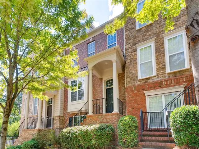 2255 Millhaven Street SE #19, Smyrna, GA 30080 (MLS #6664637) :: Kennesaw Life Real Estate