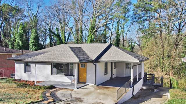 1627 Terry Mill Road SE, Atlanta, GA 30316 (MLS #6664649) :: The Justin Landis Group