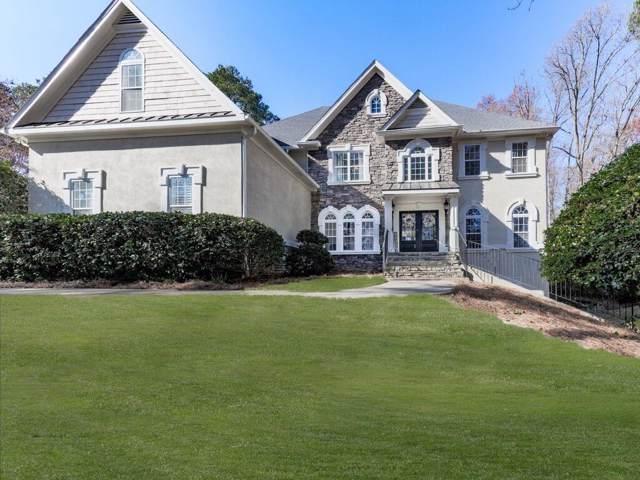 1875 Pine Mountain Road NW, Kennesaw, GA 30152 (MLS #6664655) :: Charlie Ballard Real Estate