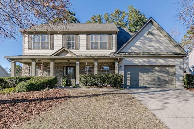 2716 Rocky Trail Court, Dacula, GA 30019 (MLS #6664692) :: The Butler/Swayne Team