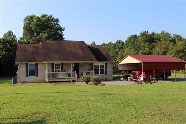 147 Dunaway Gap Road NE, Armuchee, GA 30105 (MLS #6664716) :: North Atlanta Home Team