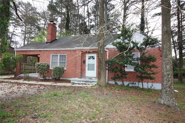 2301 N Decatur Road, Decatur, GA 30030 (MLS #6664778) :: North Atlanta Home Team