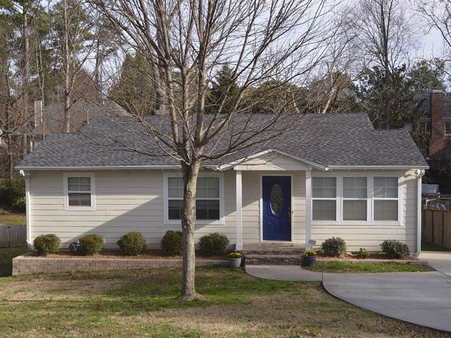 1737 Beacon Hill Boulevard NE, Atlanta, GA 30329 (MLS #6664795) :: North Atlanta Home Team