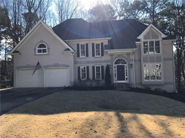 1744 Indian Ridge Drive, Woodstock, GA 30189 (MLS #6664854) :: Charlie Ballard Real Estate