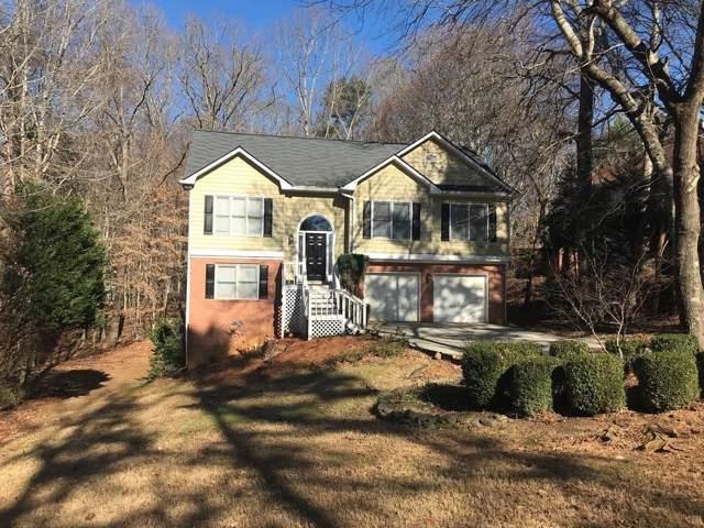 6608 Lake Run Drive, Flowery Branch, GA 30542 (MLS #6664940) :: Charlie Ballard Real Estate
