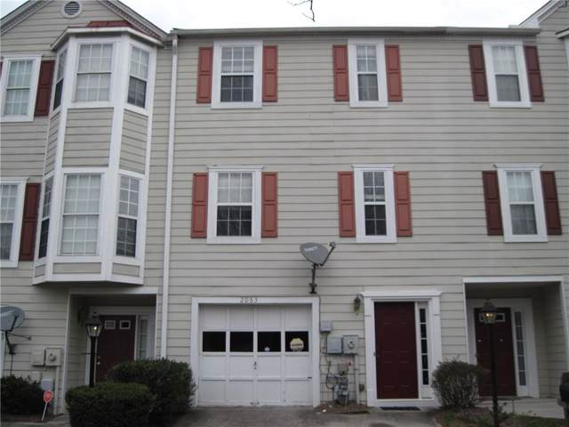 2063 Pinnacle Pointe Drive, Norcross, GA 30071 (MLS #6664975) :: Good Living Real Estate