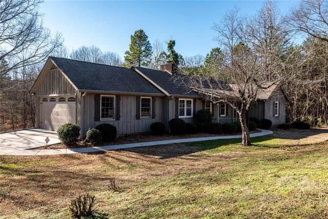 4595 Jim Hood Road, Gainesville, GA 30506 (MLS #6664978) :: North Atlanta Home Team