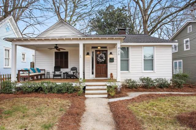 426 Campbell Hill Street NW, Marietta, GA 30060 (MLS #6665003) :: North Atlanta Home Team