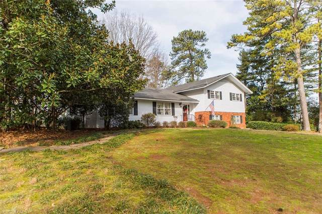 26 Saddle Mountain Road SE, Rome, GA 30161 (MLS #6665058) :: The Realty Queen Team