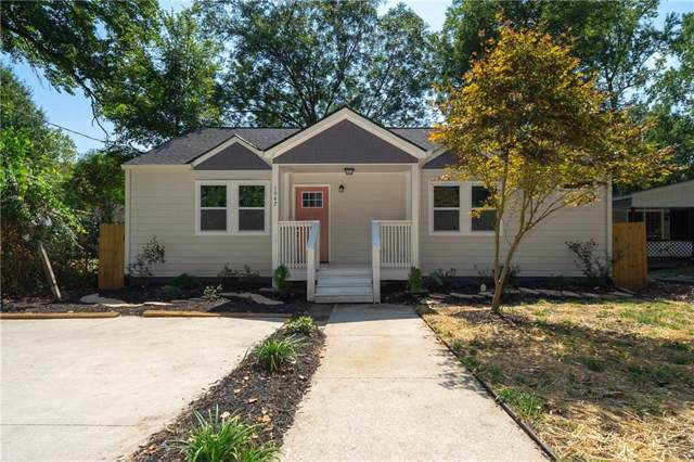 1547 Paxon Street SE, Atlanta, GA 30317 (MLS #6665136) :: North Atlanta Home Team