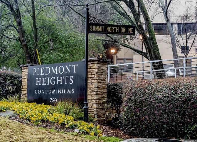 215 Summit North Drive NE, Atlanta, GA 30324 (MLS #6665137) :: RE/MAX Prestige