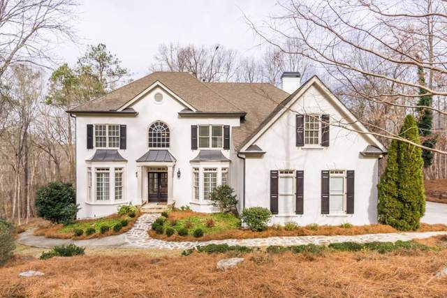 110 Valley Summit Court, Roswell, GA 30075 (MLS #6665187) :: North Atlanta Home Team