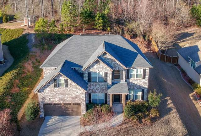 1115 Forest Creek Drive, Canton, GA 30115 (MLS #6665206) :: RE/MAX Paramount Properties