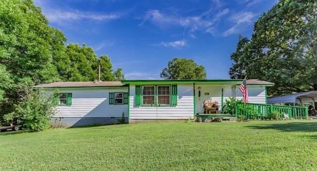 158 Reavis Mountain Road, Ball Ground, GA 30107 (MLS #6665207) :: Path & Post Real Estate