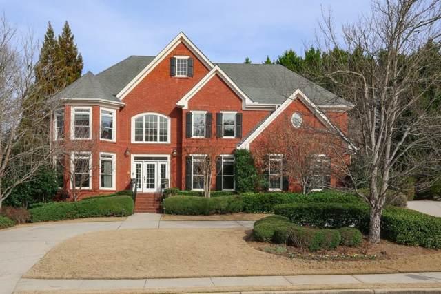 210 Summerhouse Lane, Sandy Springs, GA 30350 (MLS #6665236) :: The Butler/Swayne Team