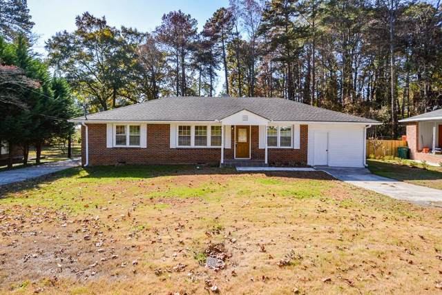 2360 Beaver Creek Road SE, Smyrna, GA 30080 (MLS #6665263) :: North Atlanta Home Team